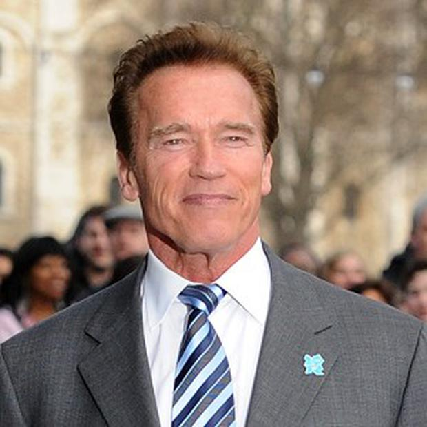 Arnold Schwarzenegger has been making his movie comeback this year