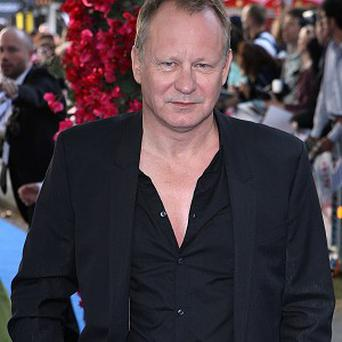 Stellan Skarsgard is one of the all-star cast of The Avengers