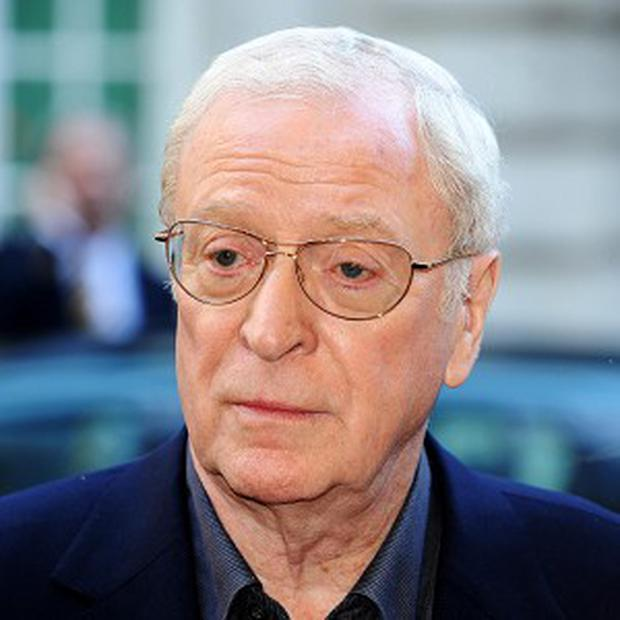 The Italian Job, starring Sir Michael Caine, has the best driving scenes in a film, a survey said