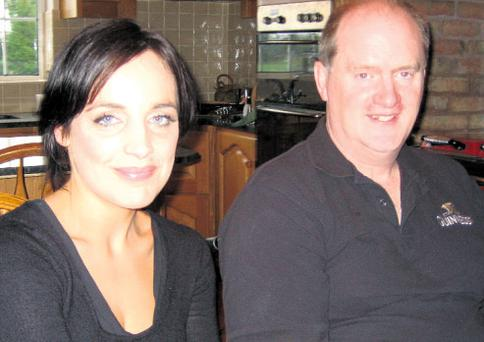 Amputee farmer Peter Gohery talks to 'Ear to the Ground' presenter Ella McSweeney about farm safety