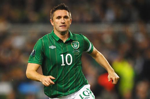 Robbie Keane said he had no interest in a loan move to England on arrival at Galaxy, but now feels the switch would benefit his fitness ahead of Euro 2012. Photo: Getty Images