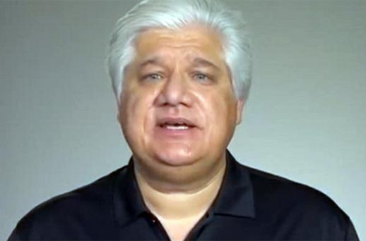 BalckBerry founder Mike Lazaridis