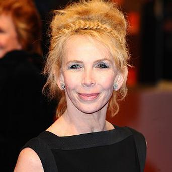Trudie Styler has been with Sting for almost 30 years