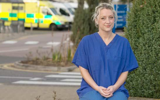 Christie Watson trained at Great Ormond Street and now works at a London teaching hospital