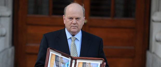 Finance Minister, Michael Noonan