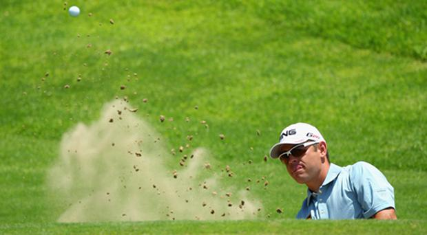 Louis Oosthuizen. Photo: Getty Images