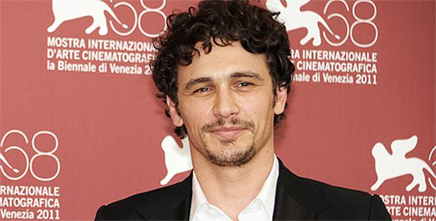 Hollywood star James Franco. Photo: Getty Images
