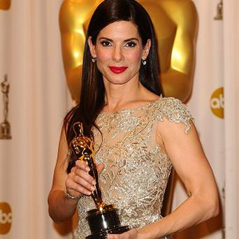 Sandra Bullock was unsure about being filmed in 3D without make-up