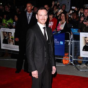 Michael Fassbender stars as a sex addict in Shame