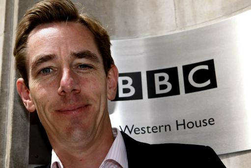 Tubridy stands in for Norton...Irish TV and Radio presenter Ryan Tubridy, at BBC Radio Centre, London, who is standing in for Graham Norton during the summer on his BBC Radio show. PRESS ASSOCIATION Photo. Picture date: Saturday July 23, 2011. Photo credit should read: Sean Dempsey/PA Wire...A