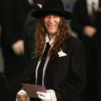 Patti Smith penned the track from a poem she had written