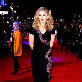 Madonna says happiness 'lies in your own hands'