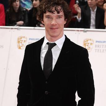 Benedict Cumberbatch will reportedly play a bad guy in Star Trek 2