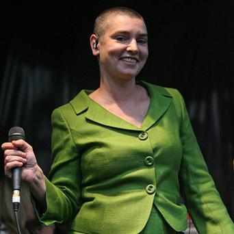 Sinead O'Connor is back with her fourth husband and has called off their divorce