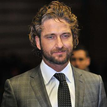 Gerard Butler plays the enemy of Ralph Fiennes' character