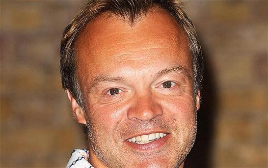 Graham Norton told listeners to his BBC Radio Two lunchtime show that his London home was broken into.