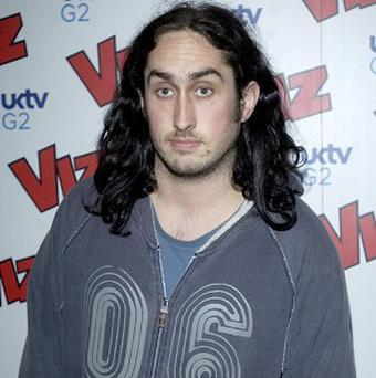 Ross Noble says he's enjoying his move into acting