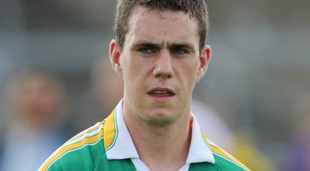 Offaly's Niall McNamee