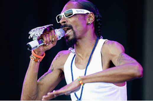 Rapper Snoop Dogg was arrested over the weekend after border control agents found what they said was a small amount of marijuana on his tour bus. Photo: Getty Images