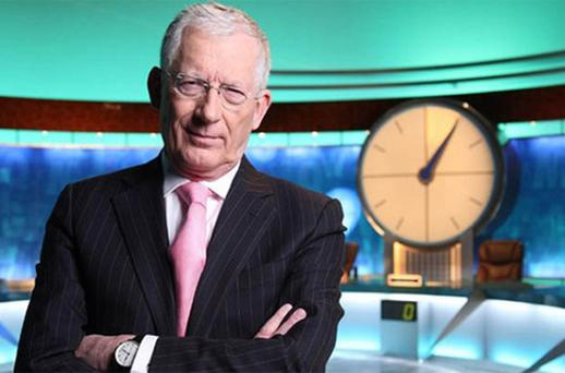 Nick Hewer, best known as Lord Sugar's aide on The Apprentice, is the new host of Countdown. Photo: Channel 4