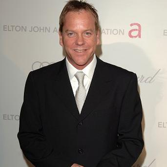 Kiefer Sutherland will start filming the 24 film this year