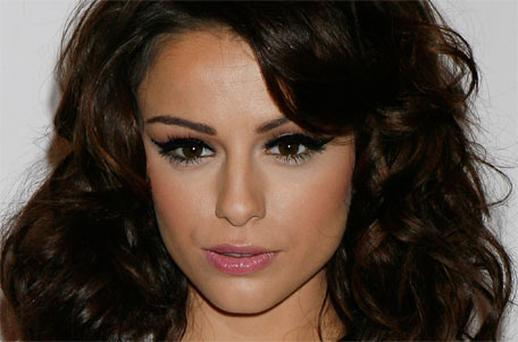 Engaged: singer Cher Lloyd. Photo: Getty Images