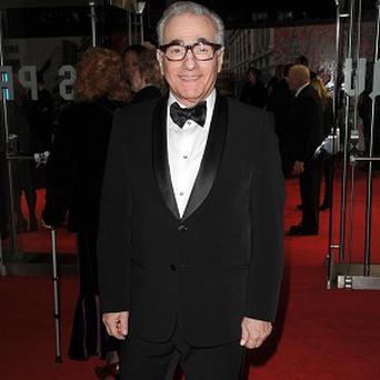 Martin Scorsese is once again in the running for a top directing award