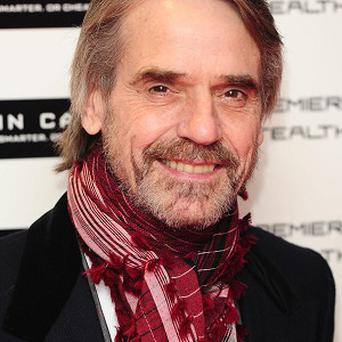 Jeremy Irons plays the head of an investment bank in Margin Call