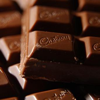 A new study found 25 per cent of office workers turn to chocolate and coffee because they are bored