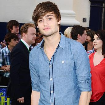 Douglas Booth will star alongside Billy Crudup in his latest film