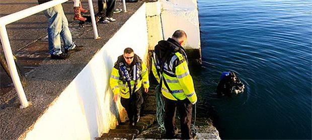 Gardai, the Garda Water Unit, Wicklow RNLI and the Irish Coast Guard launched a full-scale search for the missing man in Wicklow