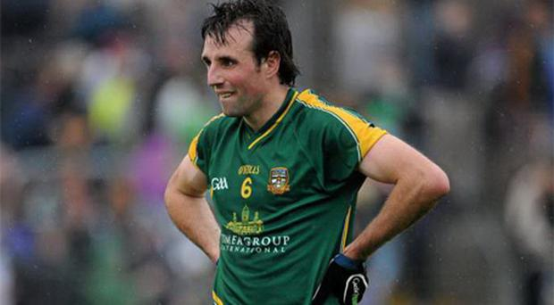 Meath's Shane McAnarney was one of the success stories for the Royal County last year