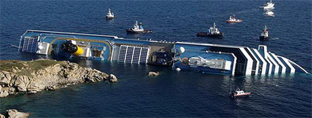 Six feared dead, 69 missing after cruise ship sinks ...