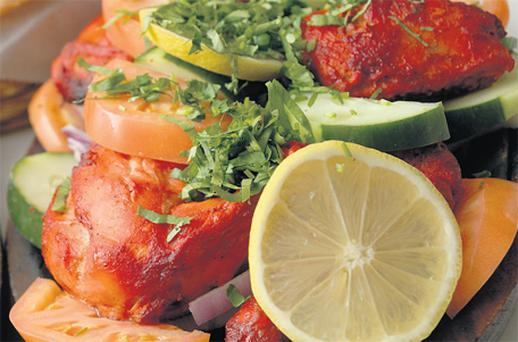 Tandoori chicken is simple to make and the result is both delicious and satisfying. Any meat can be used instead of chicken for the same delicious result