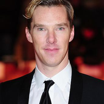 Benedict Cumberbatch is 'over the moon' about his Star Trek role