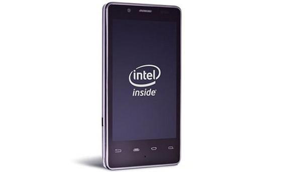 Intel said it is talking to manufacturers about an Intel iPhone and Windows devices