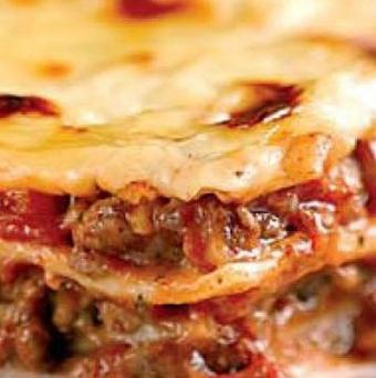 Mince-based dishes like shepherd's pie and lasagne have been named as top winter comfort foods (PA/Coop)