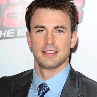 Chris Evans has been filming thriller The Ice Man