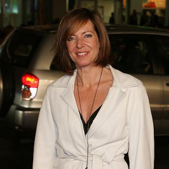 Allison Janney thinks there should be more roles for women