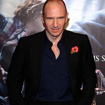 Ralph Fiennes directs and stars in Coriolanus