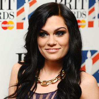 Jessie J is now number one in the charts with her new single Domino