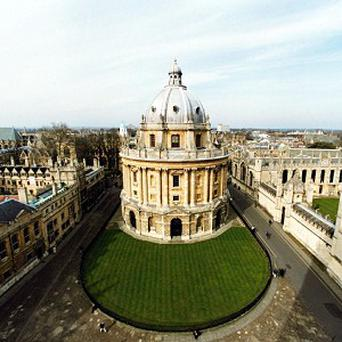A student has sent her own rejection letter to Oxford University