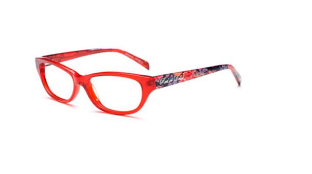 Colour is a key trend in eyewear for 2012