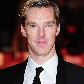 Benedict Cumberbatch insists he didn't use a riding double in War Horse