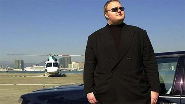 Kim Dotcom, AKA Kim Schmitz, who faces up to 20 years imprisonment for running Megaupload.com