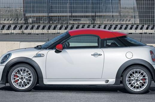 MINI COOPER'S'COUPE RATING 67/100