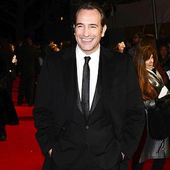 Jean Dujardin was crowned best actor at the 2012 London Critics' Circle Film Awards