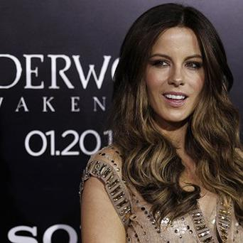 Kate Beckinsale is back in her catsuit for Underworld Awakening