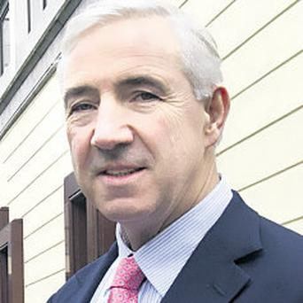 Sean Dunne: paid €400m for hotels in 2007
