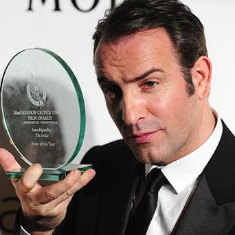 Jean Dujardin stars in The Artist